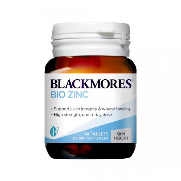 BlackmoresBioZinc84tabs
