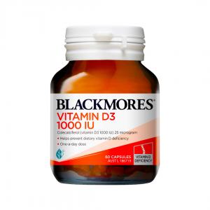 BlackmoresVitaminD1000iu60tabs