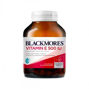 BlackmoresVitaminE500iu150caps