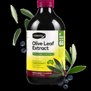 Comvita Olive Leaf Extract Berry 500ml