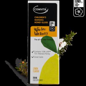 ComvitaChildrens Manuka Honey Lemon Elixir 1