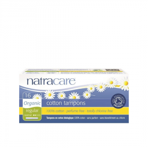 NatracareApplicator Tampons Regular 16