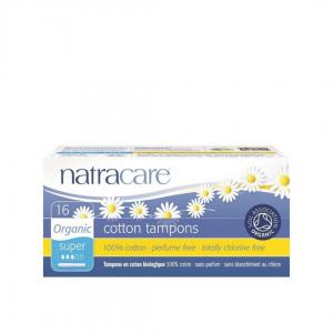NatracareApplicator Tampons Super 16