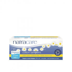 NatracareDigital Tampons Super 20