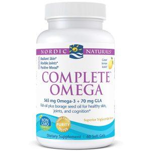NordicNaturalsComplete Omega 60ct