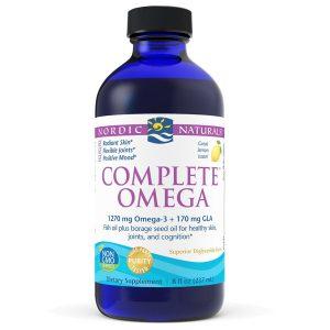 NordicNaturalsComplete Omega Liquid 8oz