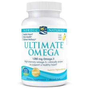 NordicNaturalsUltimate Omega 60ct