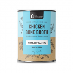 Nutra Organics Bone Broth Chicken original 125g
