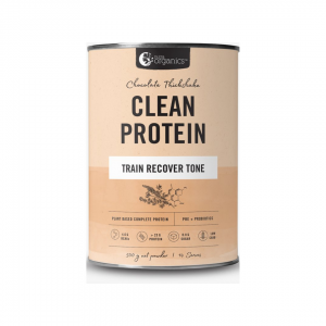 Nutra Organics Clean Protein Choc Thickshake 500g