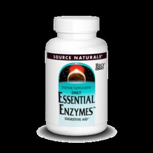 SourceNaturalsEssentialEnzymes