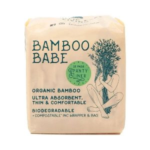 bamboo babe panty liner