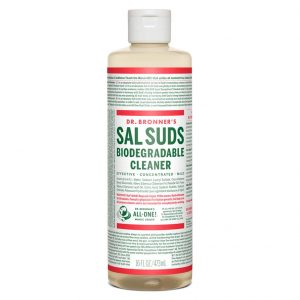 dr bronners sal suds cleaner