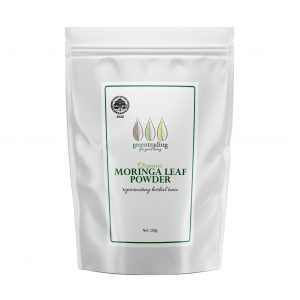 greentradingorganic moringa powder