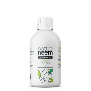 greentradingorganic pure neem oil 250ml