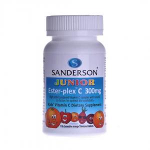 Sanderson Junior ester plex vitamin C