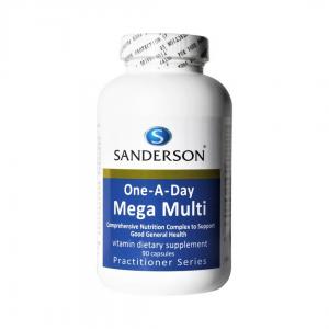 Sanderson Mega Multi 90caps