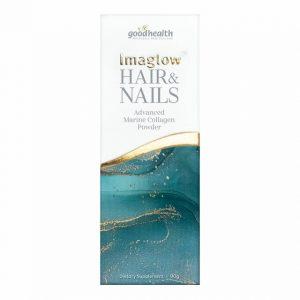 good health imaglow hair nails