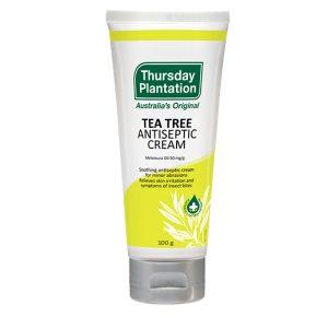 tea tree antiseptic cream thursday plantation nz