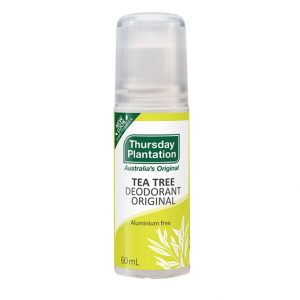 tea tree deodorant thursday plantation nz