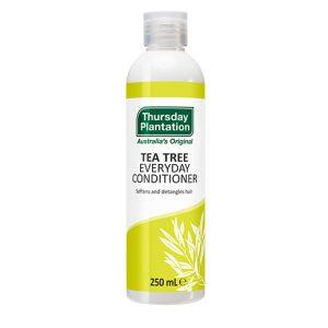 tea tree everyday conditioner thursday plantation nz