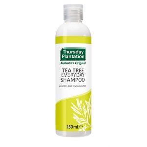 tea tree everyday shampoo thursday plantation nz
