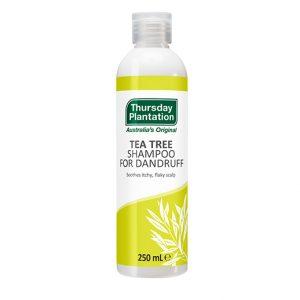 tea tree shampoo for dandruff thursday plantation nz