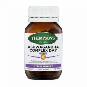 thompsons ashwagandha complex day