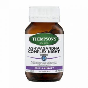 thompsons ashwagandha complex night