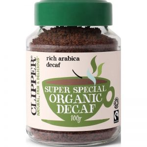 Clipper Super Special Instant Freeze Dried Decaf Coffee 100g 1