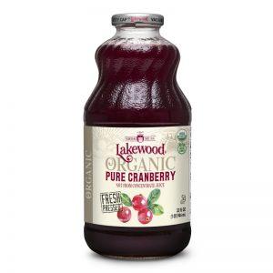Lakewood Pure Cranberry Juice1