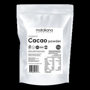 Org Cacao Powder 1kg