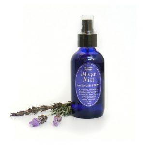 Waiheke Herbs Silver Mist Lavender