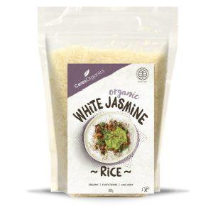 CER White Jasmine Rice