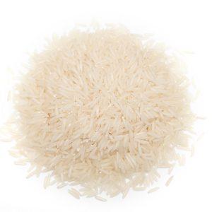 Organic White Basmati Rice 1500px