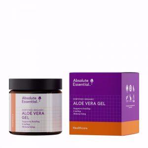 Absolute Essential aloe vera gel organic