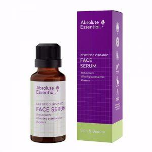 Absolute Essential face serum organic