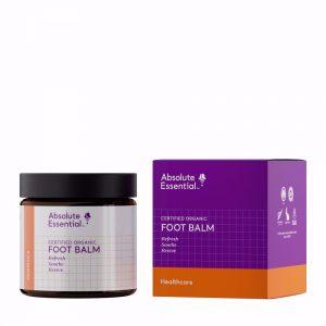 Absolute Essential foot balm organic 100ml