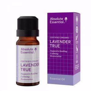 Absolute Essential lavender true organic 10ml
