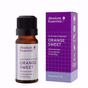 Absolute Essential orange sweet organic 10ml