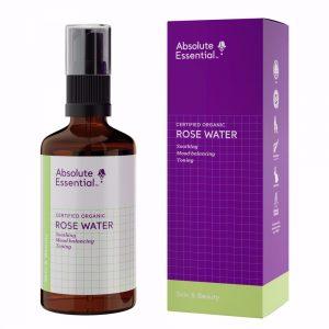 Absolute Essential rose water organic