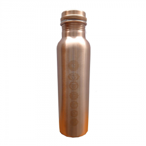 Copper Bottle Chakra 950ml