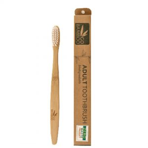 GOBamboo Toothbrush Adult 1