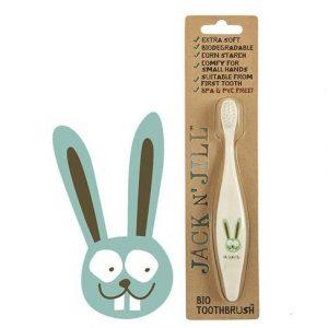 Jack n Jill BioBrush Bunny 1 1