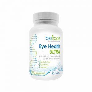 biotrace eye health ultra 60