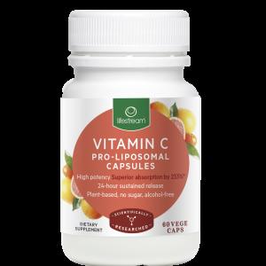Lifestream VitaminC ProLiposomal C 60caps